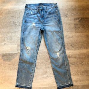 JCrew Vintage Straight jeans size 27